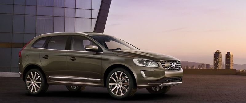 volvo s60 v60 et xc 60 le facelift actu automobile. Black Bedroom Furniture Sets. Home Design Ideas