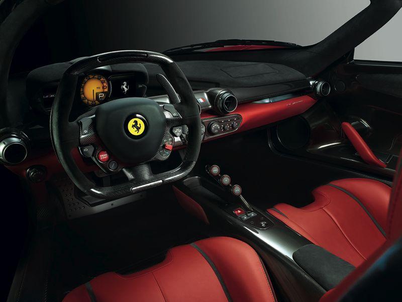 LaFerrari de Ferrari