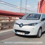 La Renault ZOE s'adapte aux petits rouleurs