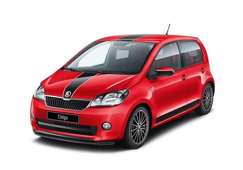 s rie sp ciale skoda citigo sport actu automobile. Black Bedroom Furniture Sets. Home Design Ideas