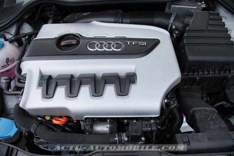 Moteur Audi A1 Quattro