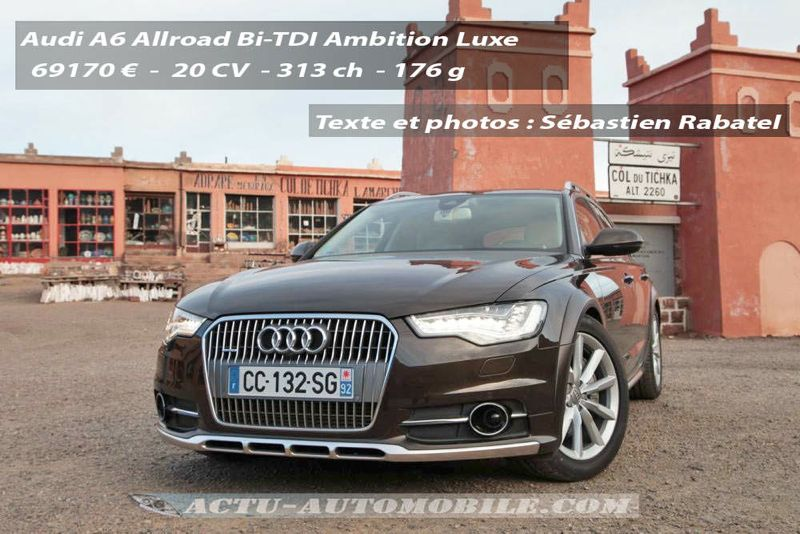 Audi A6 Allroad 30 Mini
