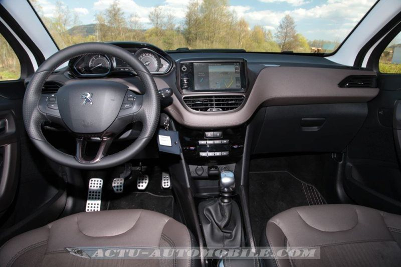 Peugeot 2008 topic officiel page 21 2008 peugeot for Interieur peugeot 2008