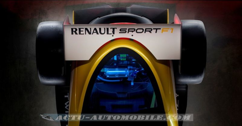Twizy Renault Sport F1
