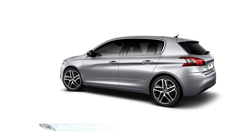 Nouvelle Peugeot 308