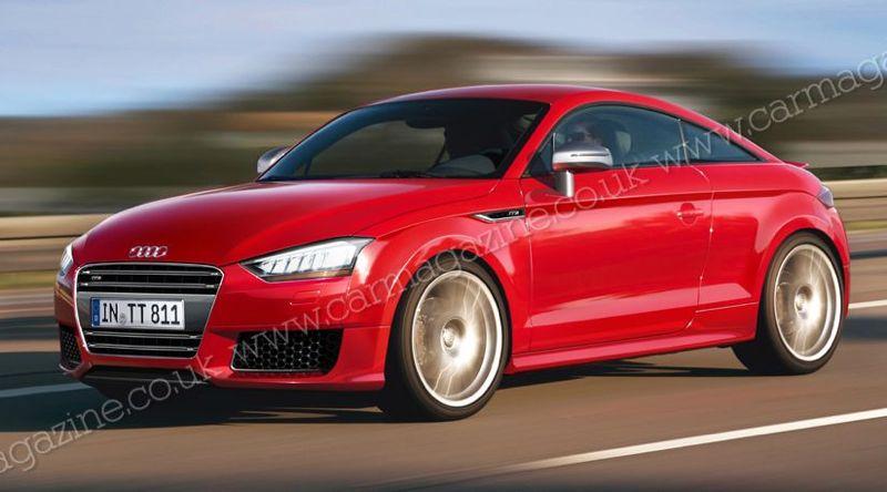 Audi TT 2014