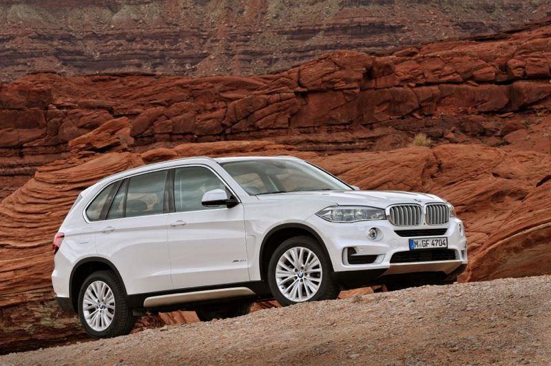 Nouvelle BMW X5 2013