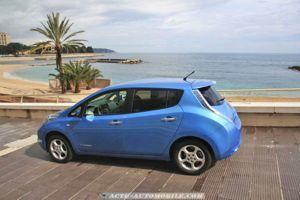 Conclusion essai Nissan Leaf