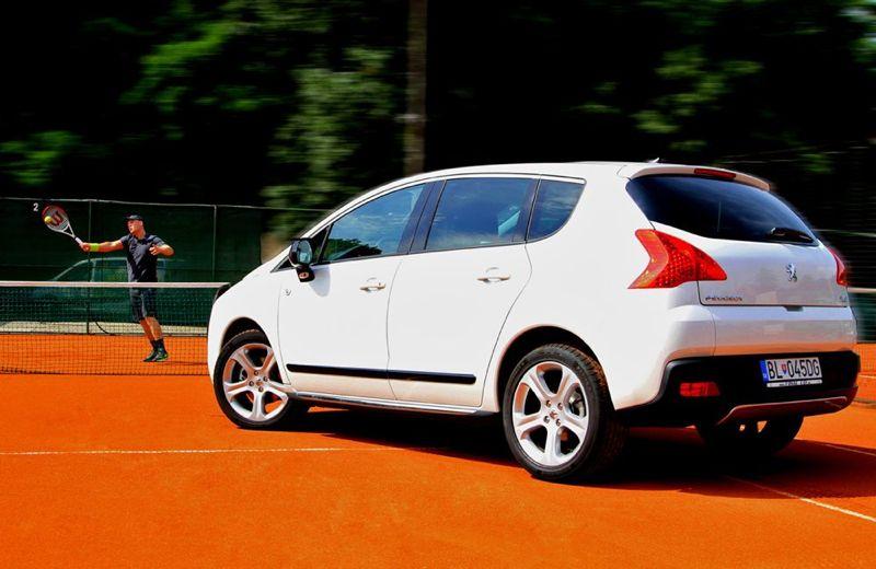 Peugeot 3008 Roland Garros 2013