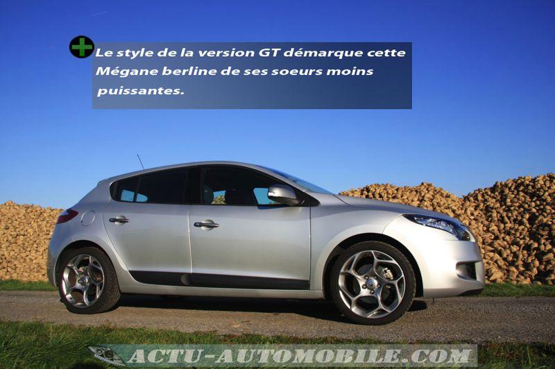 Renault Mégane GT dCi 160