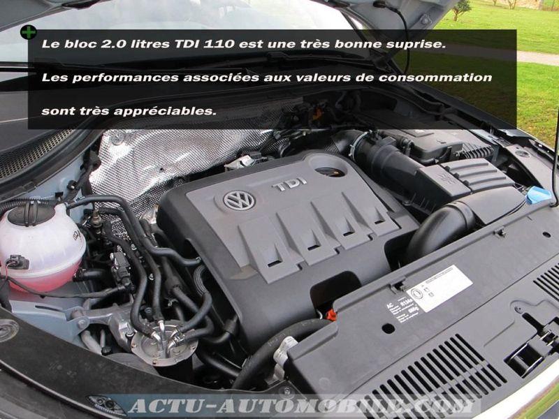 Essai Volkswagen Tiguan TDI 110
