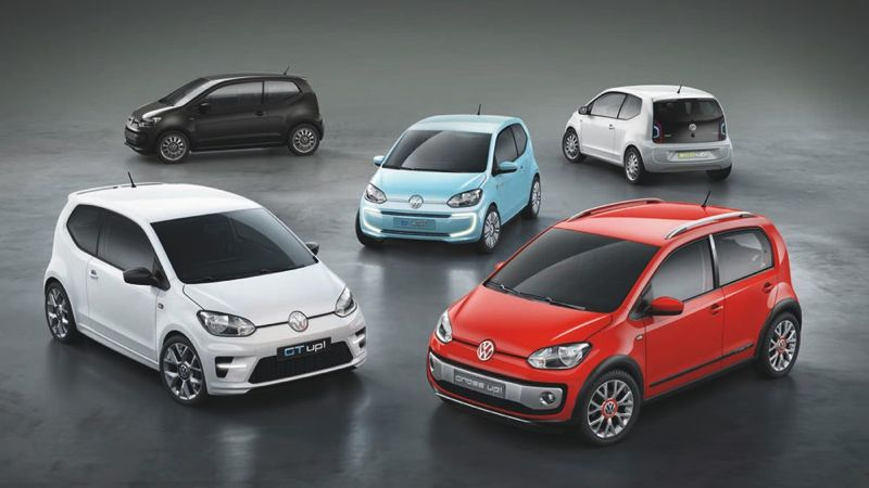 Volkswagen Family Up