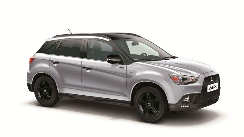 Mitsubishi ASX Sport Black