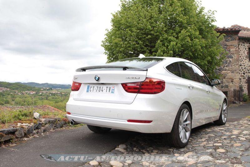 Essai BMW Série 3 Gran Turismo