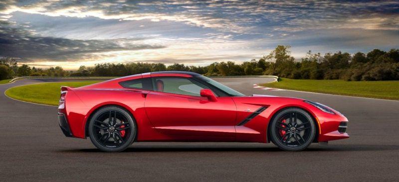 Corvette Stingray 2013