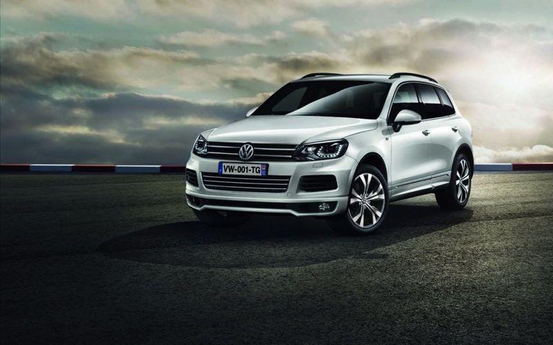 Volkswagen Touareg R-Exclusive