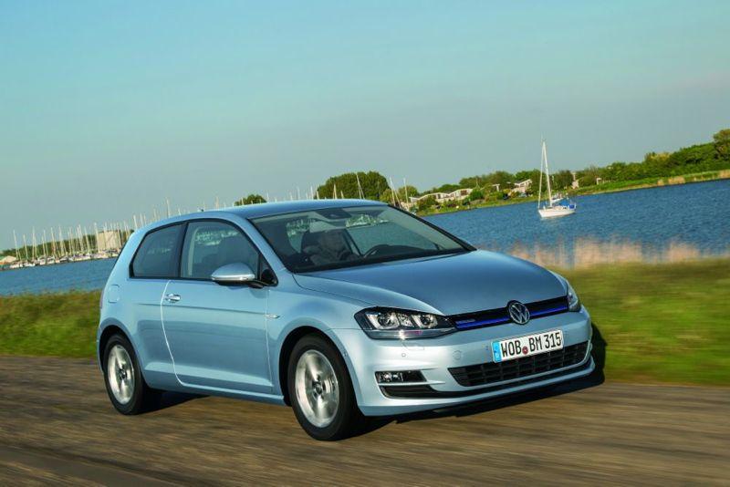 Nouvelle Volkswagen Golf BlueMotion