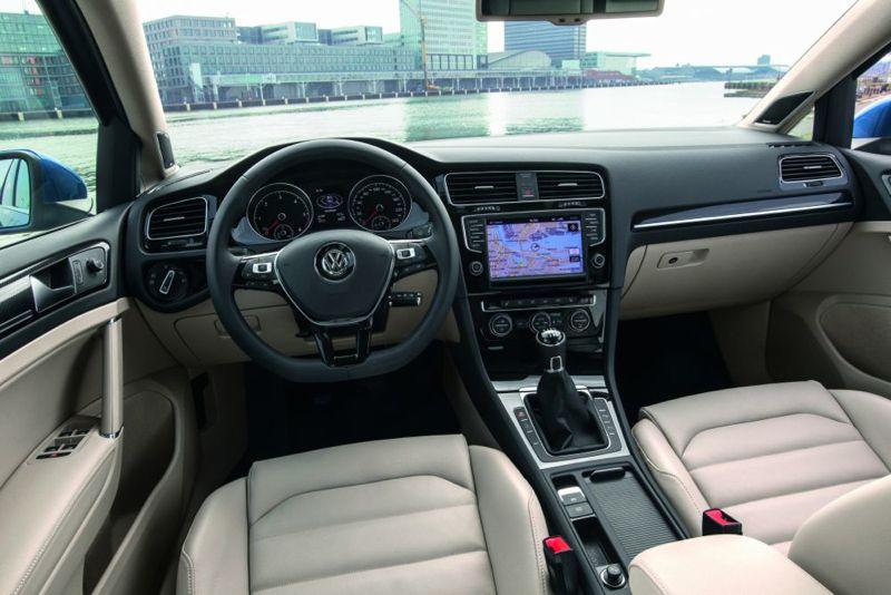 Nouvelle Volkswagen Golf SW