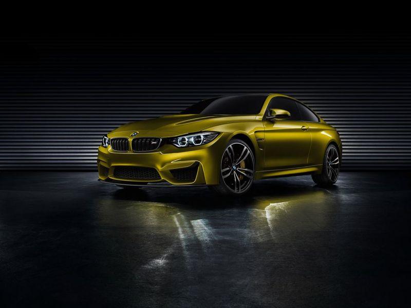 Concept BMW M4 Coupé