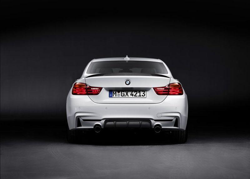 BMW Série 4 avec pack M Performance