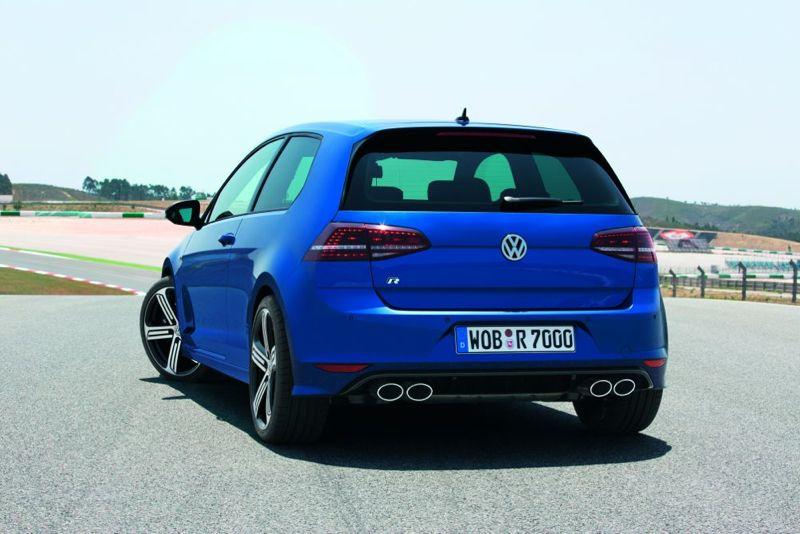 Nouvelle Volkswagen Golf R
