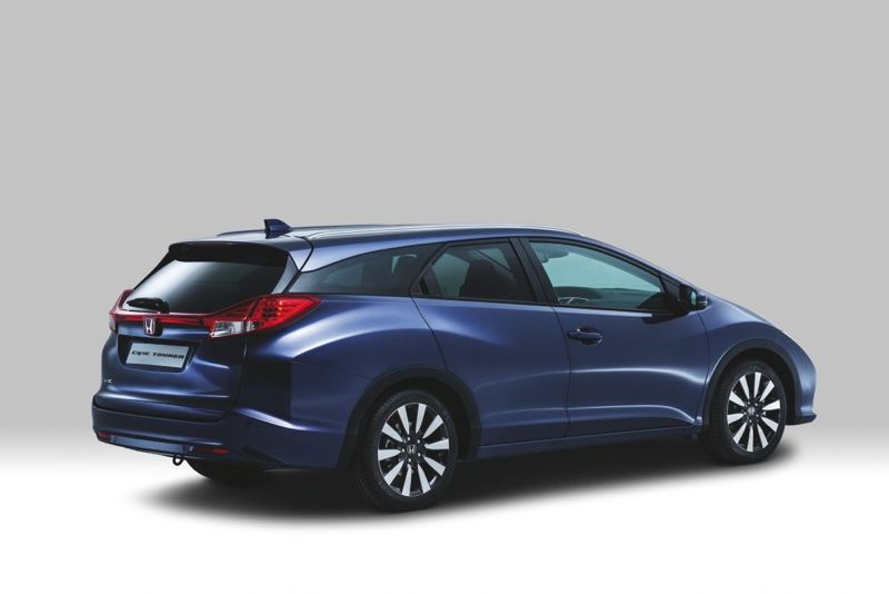 Nouvelle Honda Civic Tourer 2013
