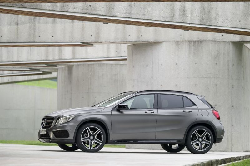 Mercedes GLA 2013