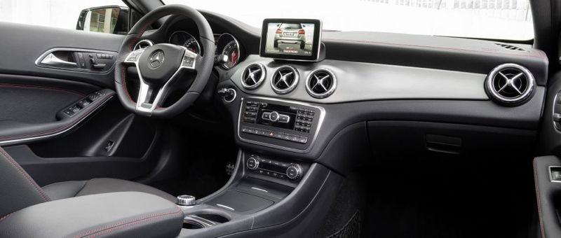 mercedes gla 2013 les photos et les infos officielles actu automobile. Black Bedroom Furniture Sets. Home Design Ideas