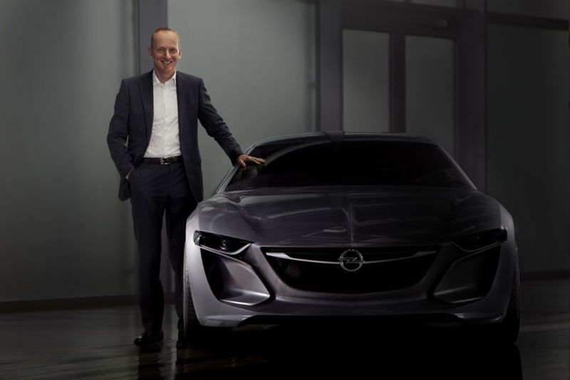 Opel Monza 2013