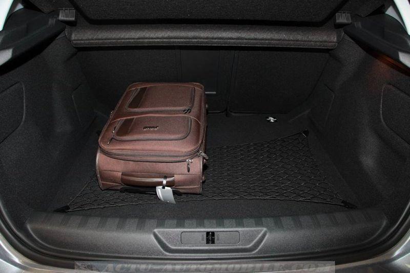 Coffre nouvelle Peugeot 308
