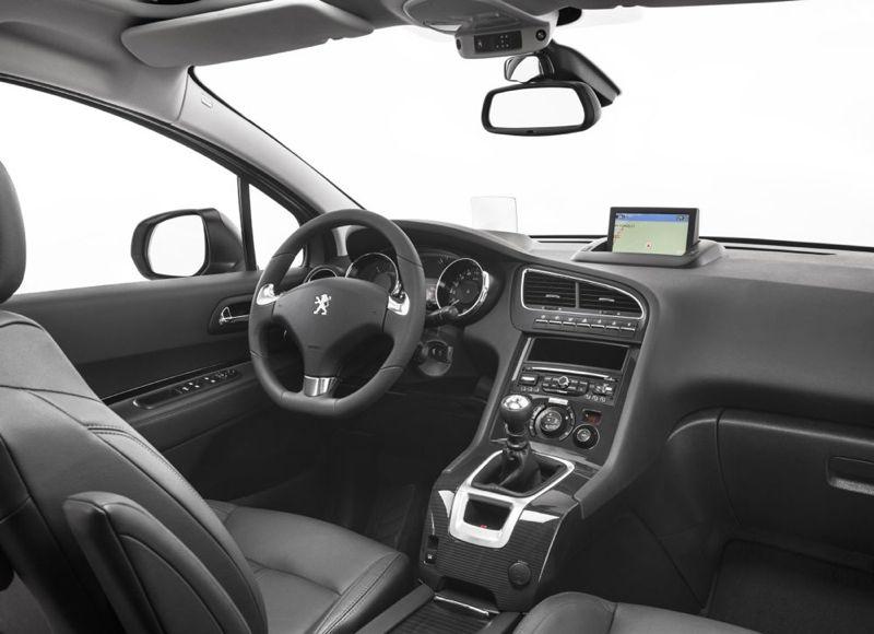 Peugeot 5008 restylé