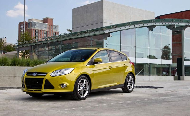 Ford Focus essence 1.0 Ecoboost