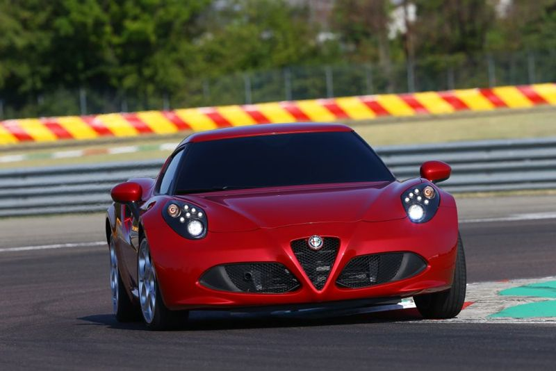 alfa romeo 4c toutes les infos d taill es actu automobile. Black Bedroom Furniture Sets. Home Design Ideas