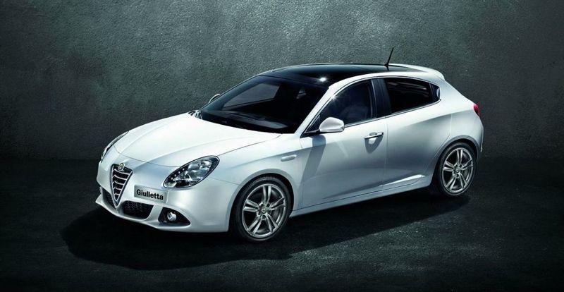 Alfa Romeo Giulietta MY14
