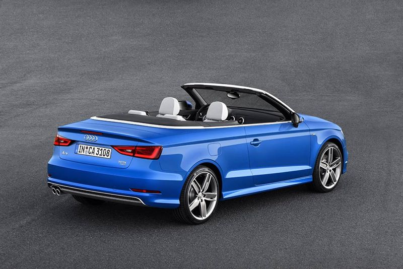 nouvelle audi a3 cabriolet une s3 cabriolet au programme actu automobile. Black Bedroom Furniture Sets. Home Design Ideas