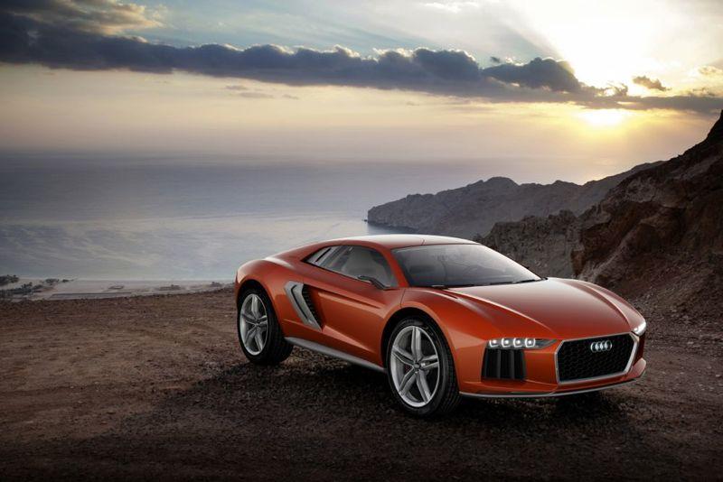 Concept Audi Nanuk Quattro