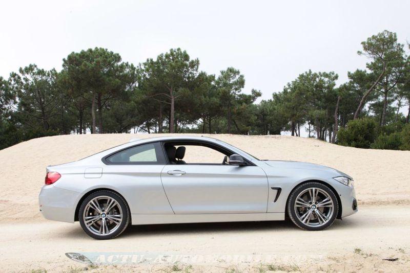 Profil BMW Série 4 Coupé