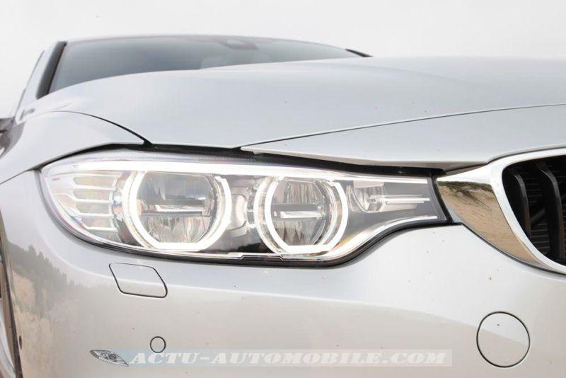Essai BMW Série 4 Coupé