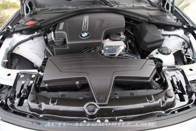 Moteur BMW 428i Coupé
