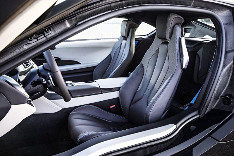 Nouvelle i8 par BMW