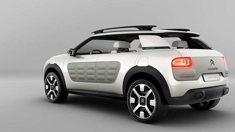 Les nouveautés Citroën pour 2014- Actu automobile