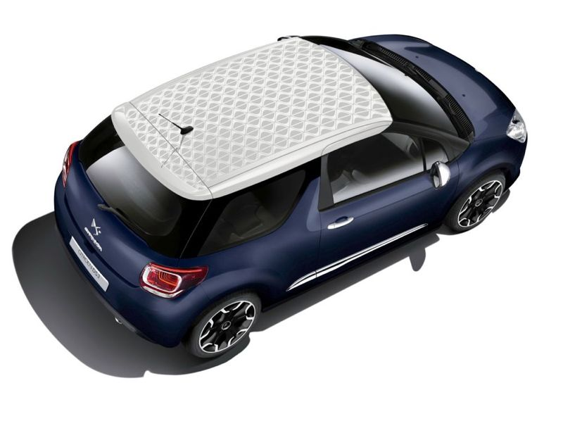 Citroën DS3 Opéra Blue