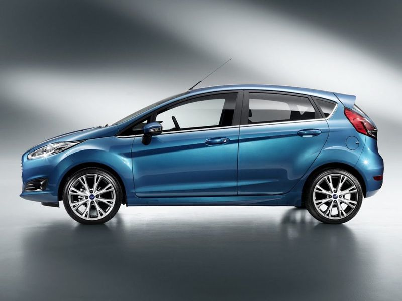 Ford Fiesta Powershift 2013