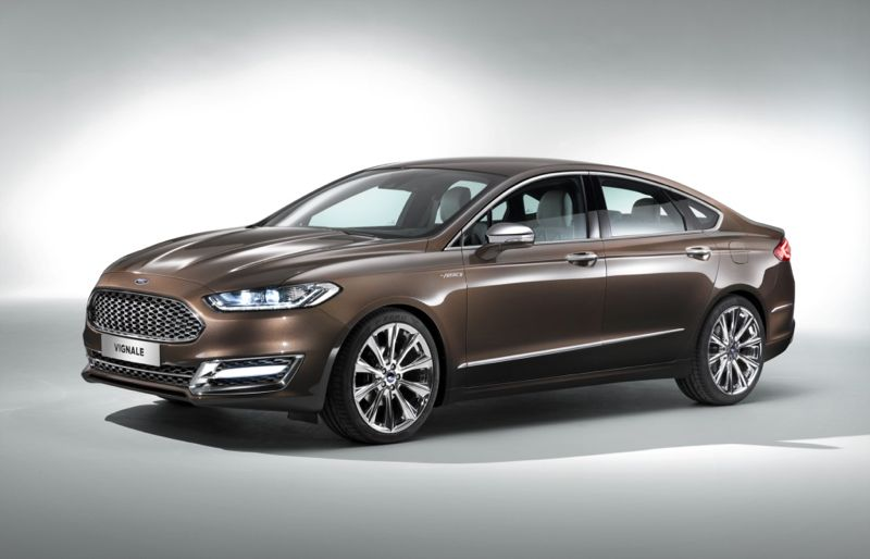 Concept Ford Mondeo Vignale