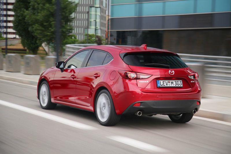 Nouvelle Mazda 3