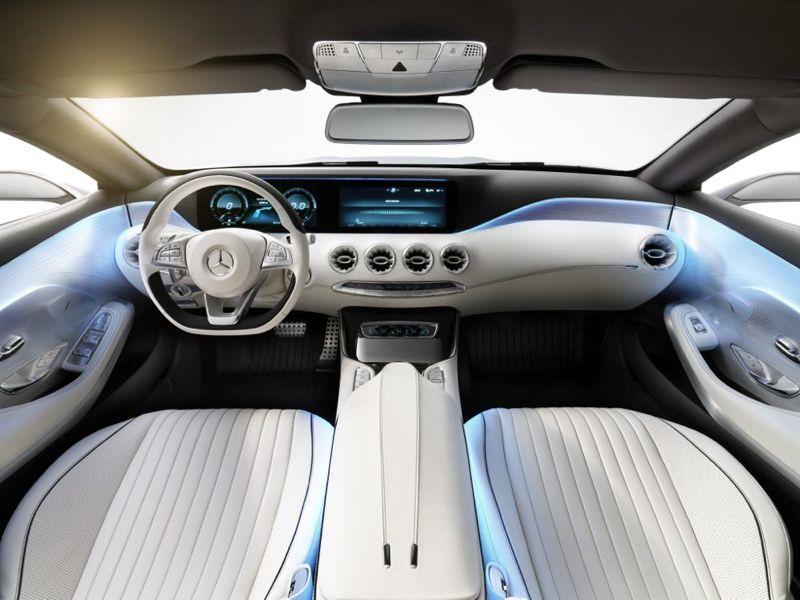 Concept Mercedes Classe S Coupé