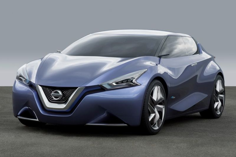 Concept Nissan Friend-Me Salon de Francfort 2013