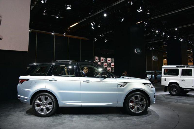 range rover sport hybride 6 4 l actu automobile. Black Bedroom Furniture Sets. Home Design Ideas