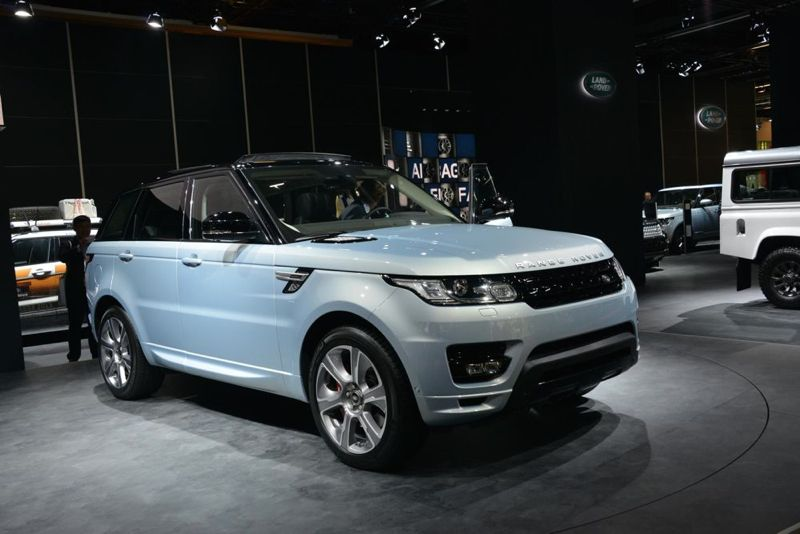 range rover sport hybride. Black Bedroom Furniture Sets. Home Design Ideas