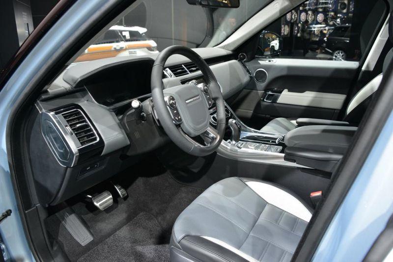 Range Rover Sport 2014 Hybride